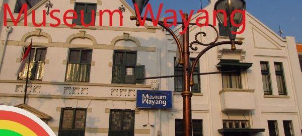 Sejarah Dari Museum Wayang